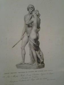 Venere e Adone 2013-08-10 20.38.04 di Antonio Canova