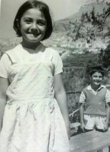Ritornare bambini: A Cefalù Mariella ed Io