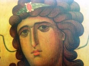 Don Renzo Lavatori l'arcangelo Gabriele dell'Annunciazione