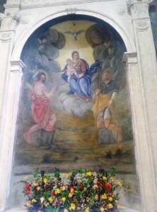 Rocca Restaurata San Giovanni Battista e San Rocco
