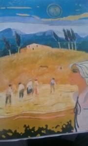 FABRI pittore LENR: Luglio 1999.