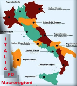 Macroregioni Italiane