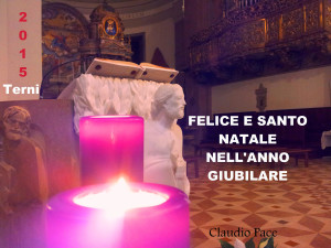 Felice Santo Natale di Pace