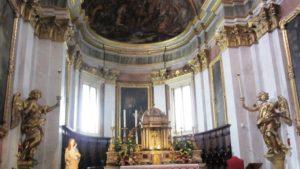 San Rufino Cappella Eucaristica