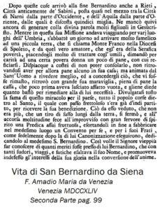 San Bernardino Montefranco