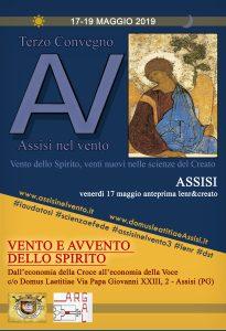 Terzo Convegno Assisi nel Vento