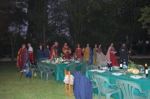 Iccf22 renaissance banquet